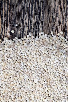 Grain de perle brute