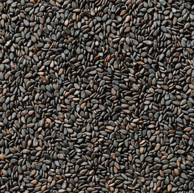 Graines de sésame noires