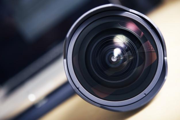 Grand angle pro lens