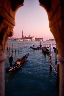 Grand canal, venise, italie
