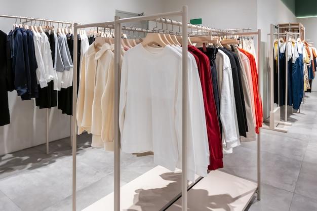 Grand magasin de vêtements de loisirs