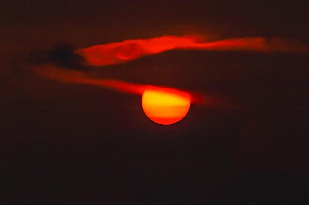 Le grand soleil du matin