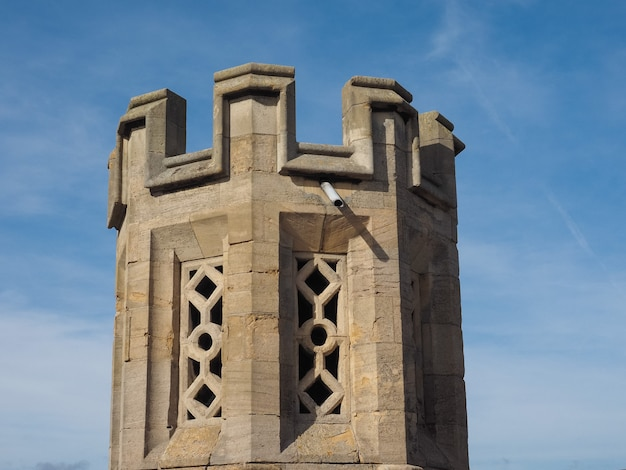Grande église st mary à cambridge