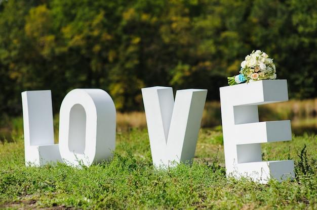 Grandes lettres d'amour