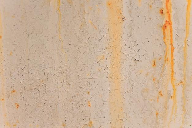 Grands arrière-plans de rouille - fond parfait avec un espace pour le texte ou l'image.
