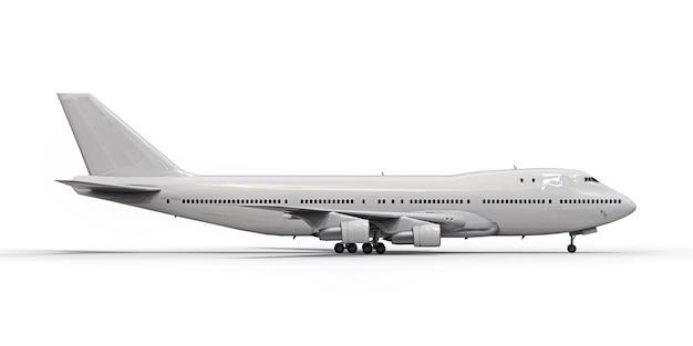 Grands avions de passagers de grande capacité pour de longs vols transatlantiques