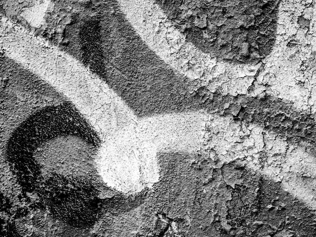 Grands détails de graffiti pour des compositions créatives