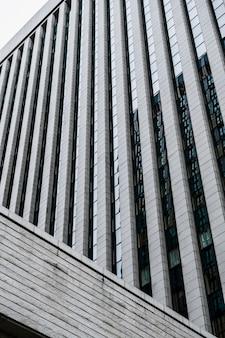 Grands immeubles de bureaux modernes