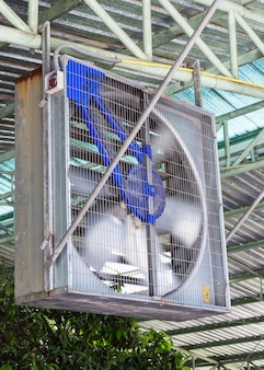 Grands ventilateurs