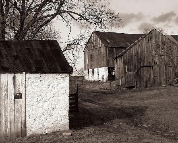 Grange historique maryland antietam