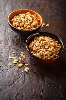 Granola délicieux fait maison