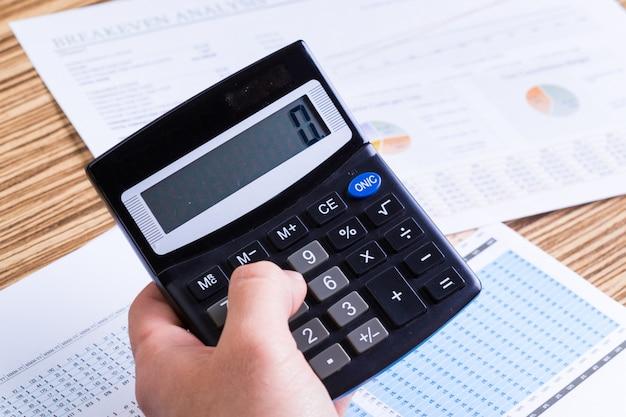 Graphes et calculatrice
