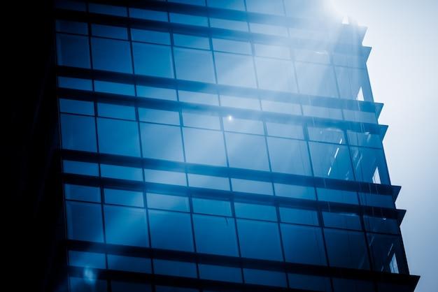 Gratte-ciel dans la ville moderne
