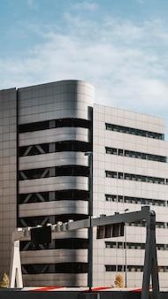 Gratte-ciel modernes dans le quartier des affaires du japon