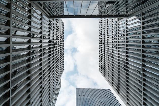 Le gratte-ciel se trouve à chongqing en chine