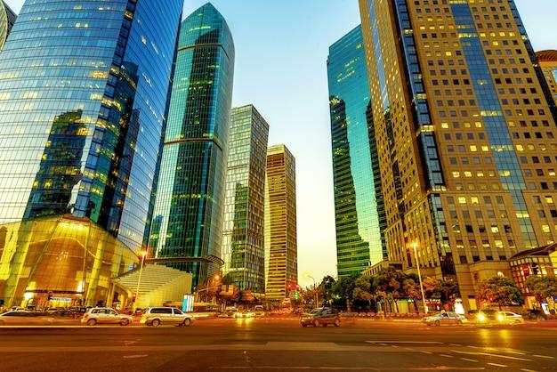 Gratte-ciel de shanghai