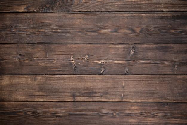 Gravure de fond en bois rayé foncé