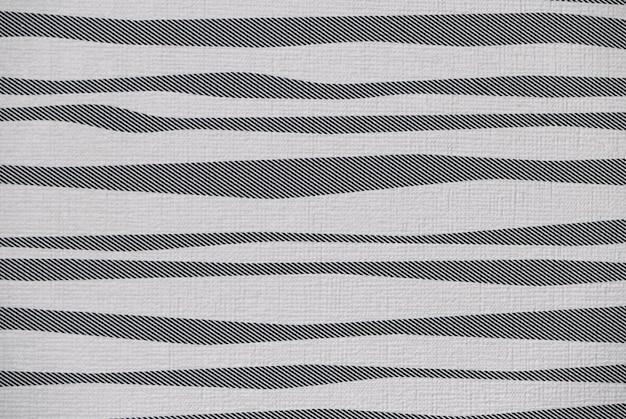 Grès cérame gris et blanc aux lignes grises