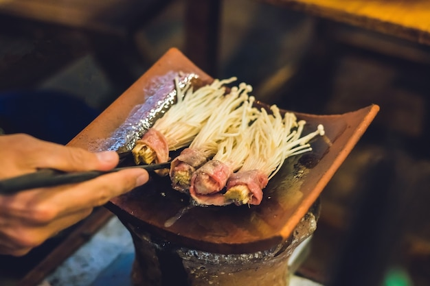 Grill vietnamien