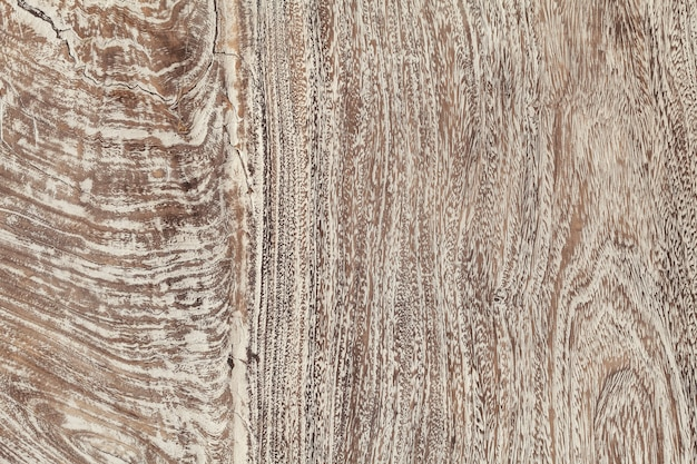 Un gris texturé en bois. structure en bois