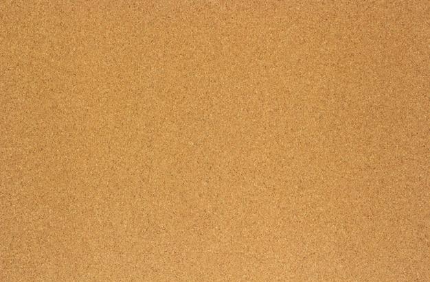 Gros plan, de, brun, liège, planche, texture, fond