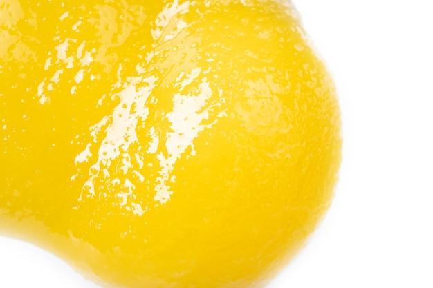 Gros plan de cire de cannabis jaune, tampon de marijuana médicale.
