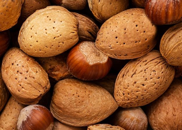 Gros plan sur la composition de la texture des aliments délicieux