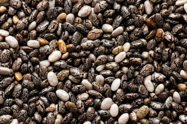 Gros plan de la composition de la texture des aliments