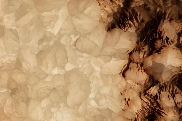 Gros plan de la composition de la texture du marbre naturel