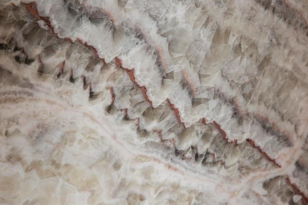 Gros plan sur la composition de texture de marbre abstrait
