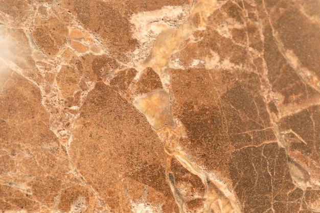 Gros plan de la composition de la texture en marbre