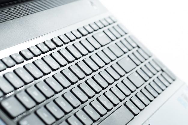 Gros plan du clavier
