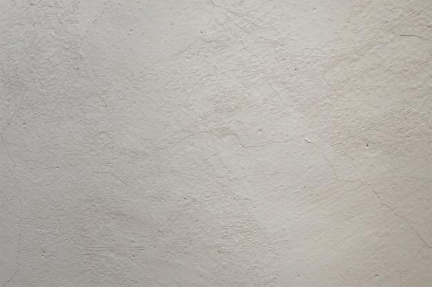 Gros plan du fond de mur texturé blanc