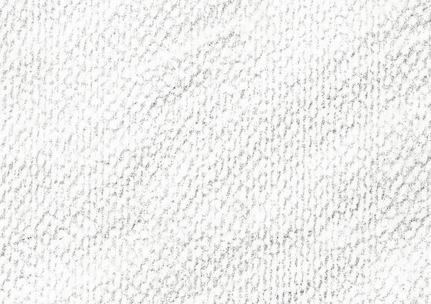 Gros plan du fusain sur la texture du papier aquarelle