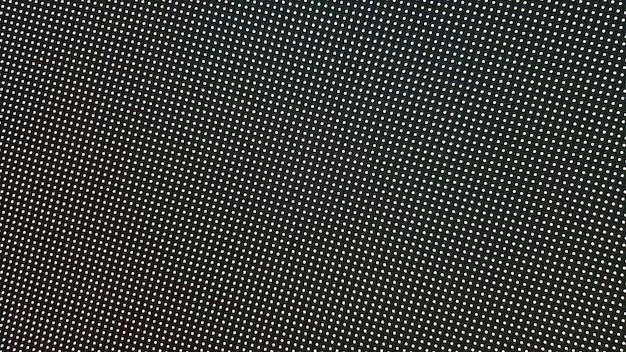 Gros plan sur l'écran led. écran led abstrait, fond de texture. texture de panneau d'écran rvb.
