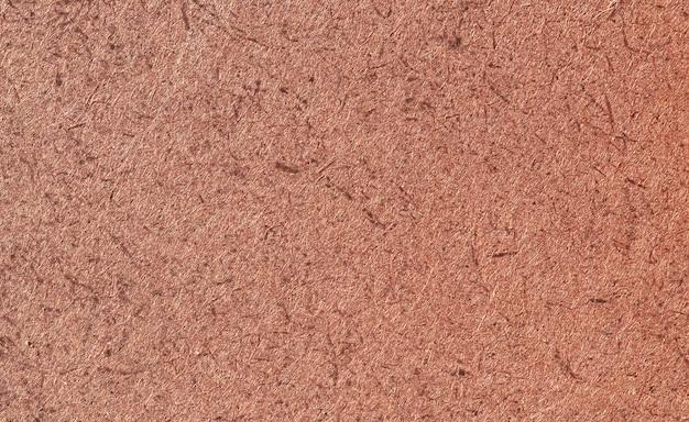 Un gros plan d'un fond de carton brun