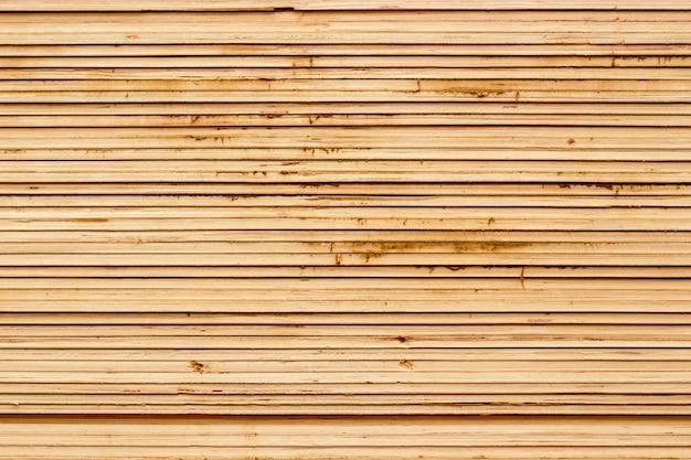 Gros plan de fond de coupe bois