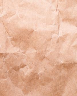 Gros plan, fond, papier froissé
