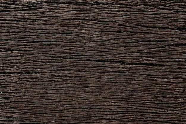 Gros plan d'un fond de planche de bois texturé