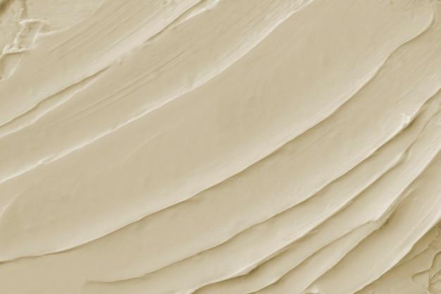 Gros plan de fond de texture de glaçage de gâteau