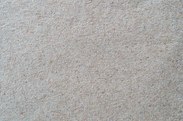 Gros plan de fond de texture de papier brun preuve.