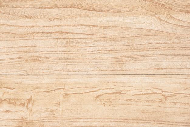 Gros plan d'un fond texturé de plancher en bois clair