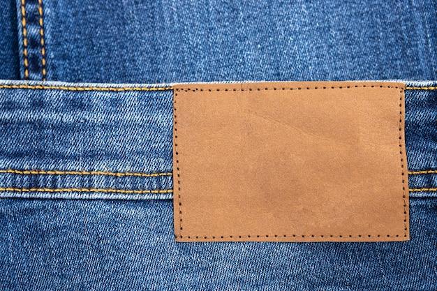 Gros plan de fond de texture de tissu