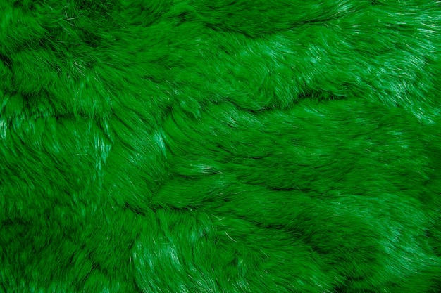 Gros plan de fourrure de couleur lapin pour la texture ou l'arrière-plan