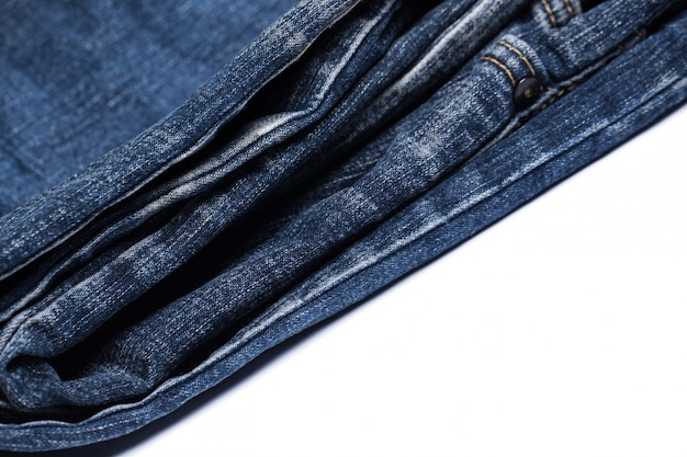 Gros plan de jeans