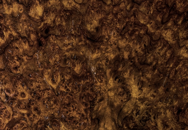 Gros plan d'un motif de bois texturé rustique