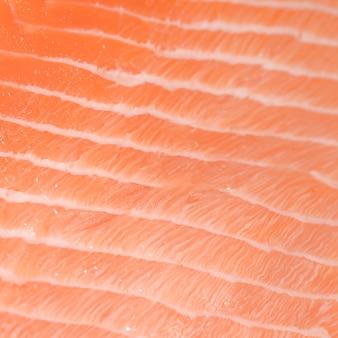 Gros plan, de, poisson frais, viande