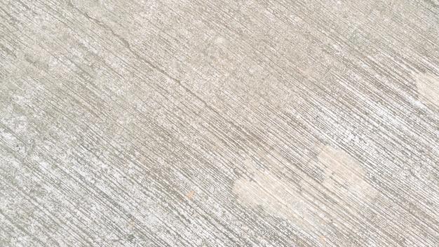 Gros plan d'un sol en béton gris pour un fond.