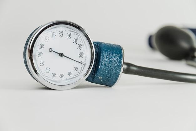 Gros plan stethoscope