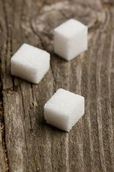 Gros plan, sucre